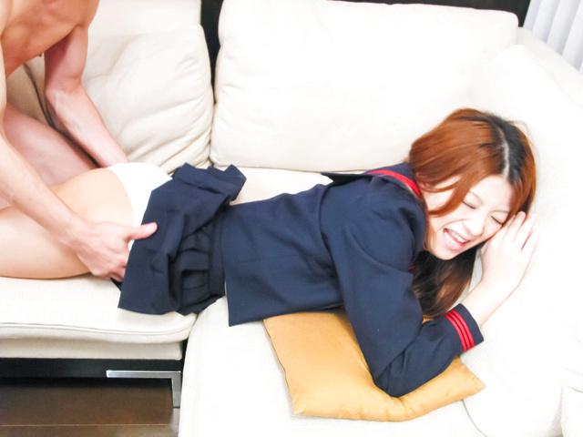 まや - バリバリ援交女子校生に二穴同時姦 - Picture 5
