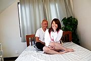 Ai Ootomo - Ai Ootomo with brown nipples rides dong - Picture 4
