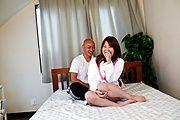 Ai Ootomo - Ai Ootomo 与棕色乳头骑东 - 图片 4