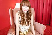 Ayaka Fujikita - Teen hottie Ayaka Fujikita fucks herself with an asian vibrator - Picture 5