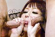 Yurika Miyachi - 連続顔面発射!ご奉仕上手宮地由梨香 - Picture 3