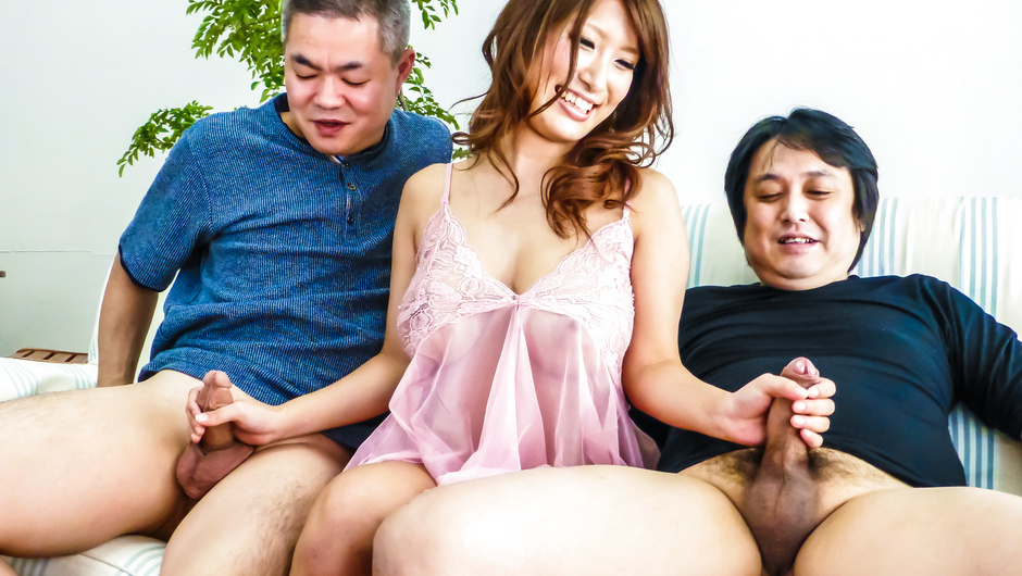 Phim Sex Yume Mizuki handles large cocks expertly outdoors