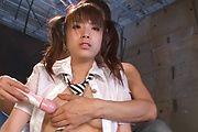 Hinata Tachibana - 阳平橘与亚洲暨脸有性高潮 - 图片 9