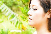 Minami Asano - Outdoor Asian blow job withMinami Asano - Picture 3