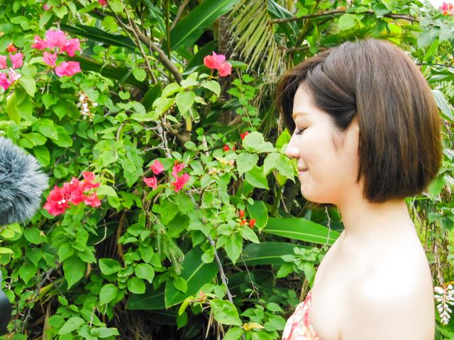 Minami Asano - 南野的室外亚洲打击工作 - 图片 5