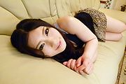 Yua Saiki - Amazing Asian blowjob with insolent Yua Saiki  - Picture 1