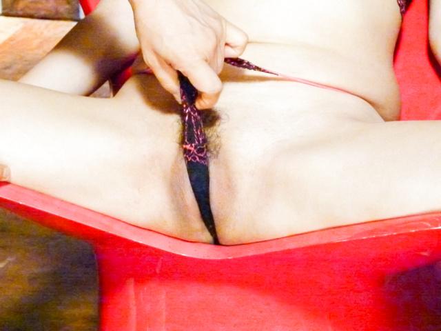 Chieri Matsunaga - 亚洲的假阳具,为了取悦庸俗 Chieri Matsunaga - 图片 7