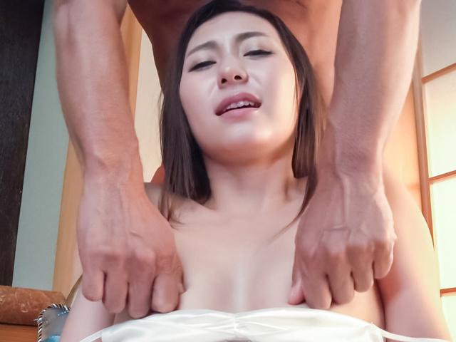 Maya Kato - Maya Kato, Japan blowjob in threesome scenes - Picture 11