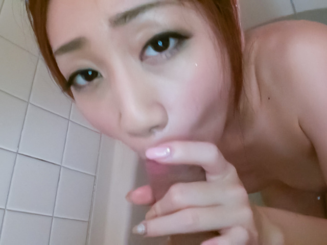 Kaori Maeda - Kaori Maeda amazing Japan blowjob in POV - Picture 4