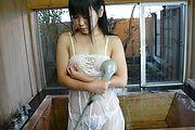 Koyuki Ono - 小野こゆき~オナニーソフトコア映像 - Picture 11