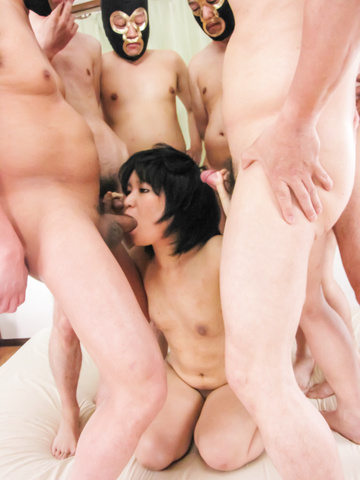 Saki Umita - Saki Umita gets her fill of cock and asian anal sex - Picture 3
