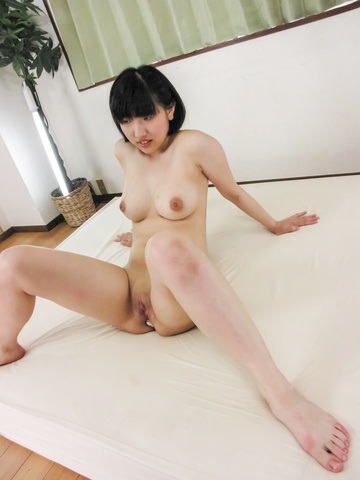 Hana Harusaki - Arousing Hana Harusaki enjoys full asian threesome  - Picture 1
