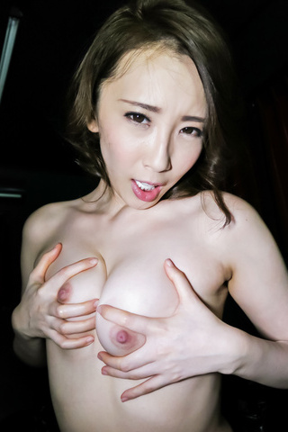 Aya Kisaki - Mature Aya Kisaki in Asian amateur sex video - Picture 5