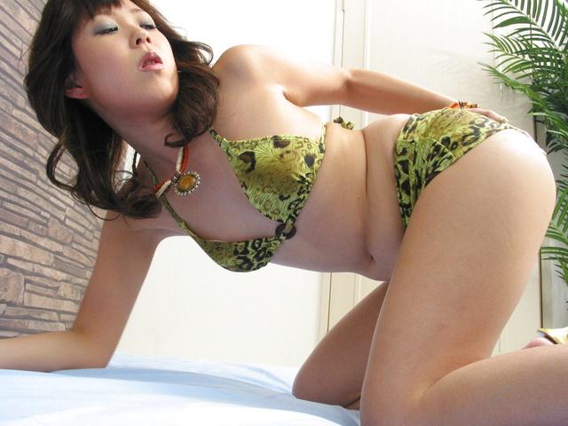 Ren Asano - 日本宝贝仁浅野钉和奶油皮耶在她毛塔 - 图片 8