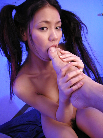 Kaede − Kaede is trying hard to fit a big cock in her little pussy − Picture 11