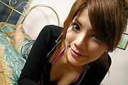 Sara Nakamura - Sara Nakumara gets naughty with her male friend - Picture 1