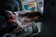 Serina - Back seat porn experience for cock sucking Serina  - Picture 10