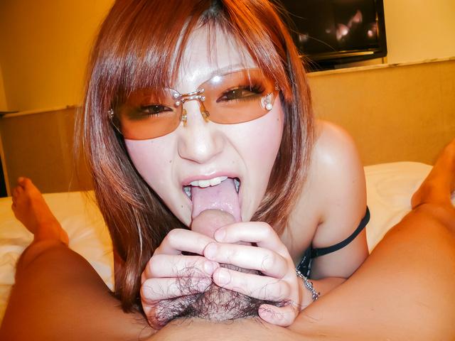 Hikaru Kirameki - 弯曲的屁股宝贝圆子严重铁杆场景 - 图片 12