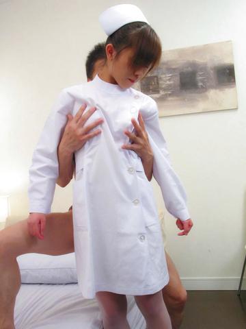 Miina Minamoto - Miina Minamoto has red cooter fucked - Picture 4