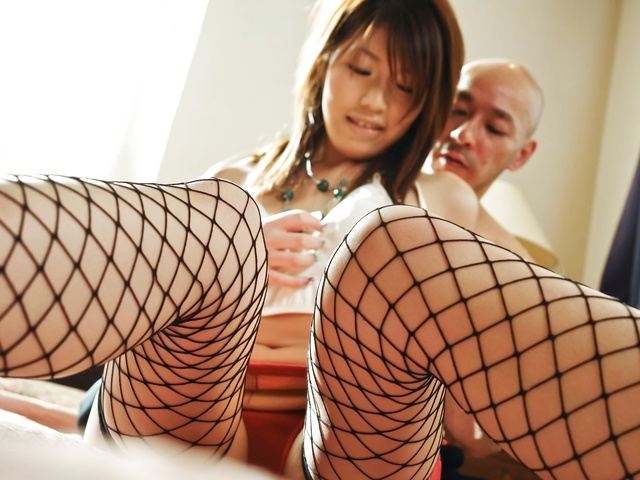 Arisa Aoyama - Sexy Arisa Aoyama Pulls Her Mini Skirt off and Fucks - Picture 11