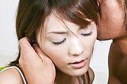 Nagisa Aiba - 美乳美少女渚ちゃんの肥大したビラビラ - Picture 1