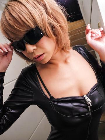 Sumire Matsu - Sumire 妈祖揉湖南炎陵县神龙之间她罐 - 图片 2