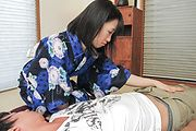 Yui Kyouno - 耳かき屋の特別フェラプレイ 京野結衣 - Picture 5