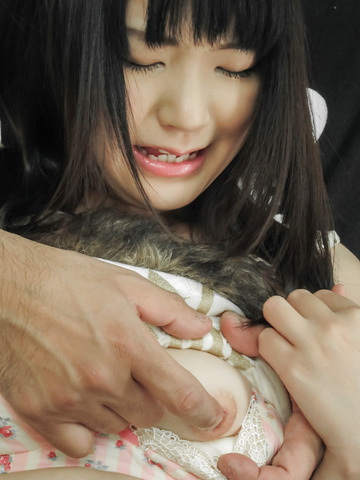 Tsuna Kimura - Tsuna Kimura opens up for an asian blowjob and fucking - Picture 6