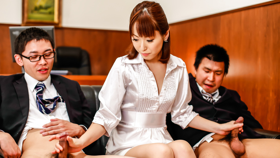 Phim Sex Japan blowjob at the office along Nonoka Kaede