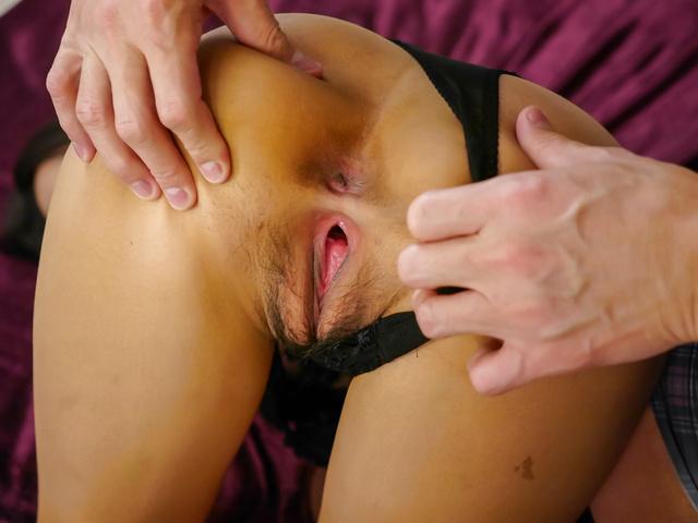 Kyoka Sono - Rough anal Asian porn with insolentKyoka Sono - Picture 4