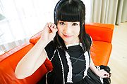 An Koshi - Japanese vibrator sex with brunette Japanese doll - Picture 2