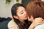 Yuri Honma - Yuri Honma gets a strong dick into her puffy cherry - Picture 11