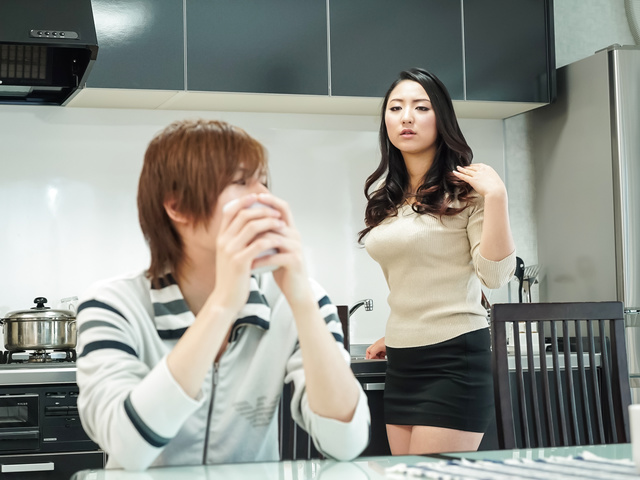 Yuri Honma - Yuri Honma gets a strong dick into her puffy cherry - Picture 6