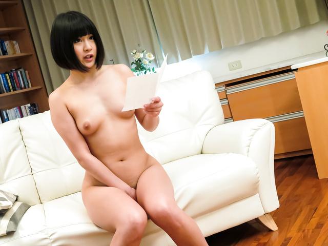 Maki Koizumi - 亚洲暨傲慢 Maki 小泉的嘴里 - 图片 1