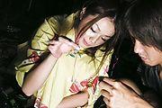Sakura Hirota - Intensive licking action and fucking with sweet teen Hirota Sakura - Picture 4