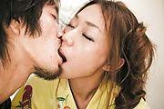 Sakura Hirota - Intensive licking action and fucking with sweet teen Hirota Sakura - Picture 5