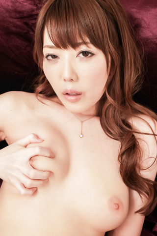 Rei Furuse - Asian anal dildo makes horny Rei Furuse's day - Picture 3