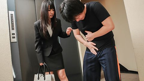 Kotomi Asakura in young Asian girls sucking cock