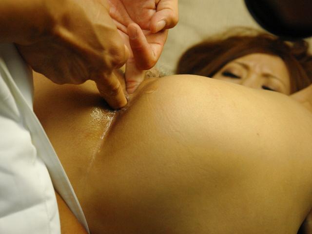 Anna Mizukawa - Flexible Japanese Gymnast Anna Mizukawa Ass Penetrated - Picture 10