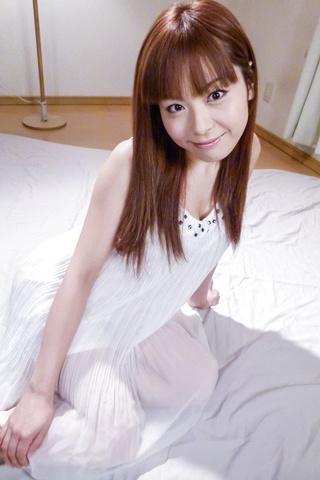 Anri Sonozaki - Anri Sonozakigives warm Asian blowjob during hardcore - Picture 3