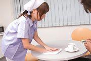 Chihiro Akino - 清掃婦秋野千尋~フェラでお掃除します - Picture 1