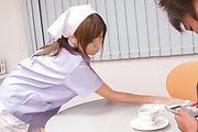 Chihiro Akino - 清掃婦秋野千尋~フェラでお掃除します - Picture 2