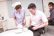 Chihiro Akino - 清掃婦秋野千尋~フェラでお掃除します - Picture 6