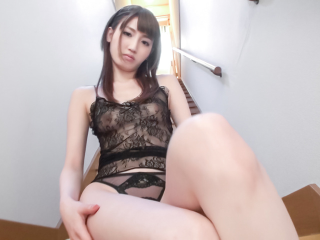 Karin Aizawa - Top Japanese amateur sex with toys on cam  - Picture 3