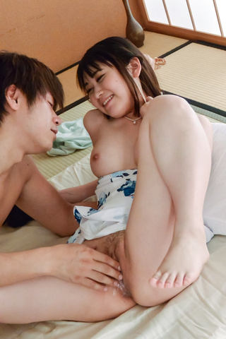 Ruka Mihoshi - 三度イケル生ハメ生中出し~美星るか - Picture 11