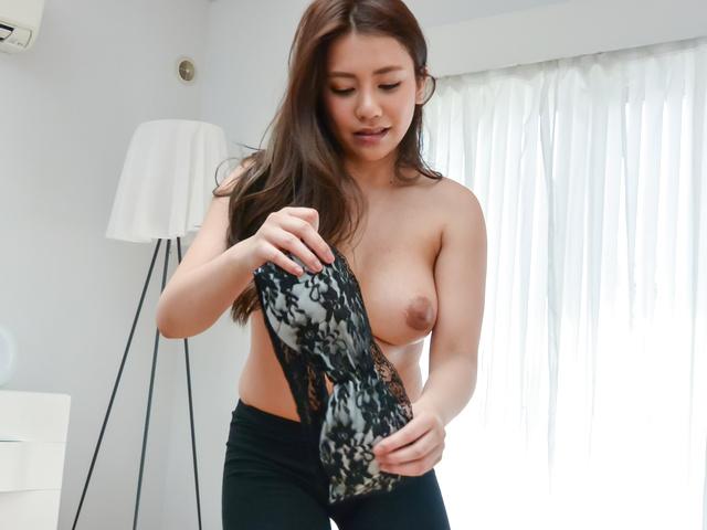 Mei Matsumoto - 精湛的饼与梅松本铁杆的亚洲 - 图片 8