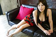 Karen Natsuhara - Karen Natsuhara gives an asian blow job before she's fucked - Picture 10
