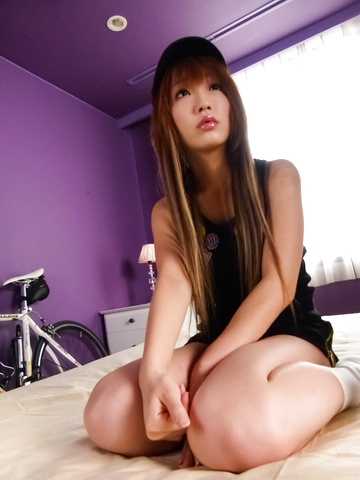 Sana Anzyu - Sana Anzyu gives a great POV jav blowjob - Picture 1