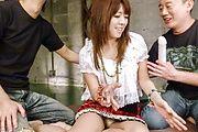 Miyu Aoi - アナル崩壊グループファック~葵みゆ - Picture 2