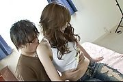 Izumi Koizumi - 癒し系美巨乳美少女にザーメン中出し - Picture 2
